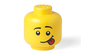 11726 | LEGO® Storage Head (Small) - Silly