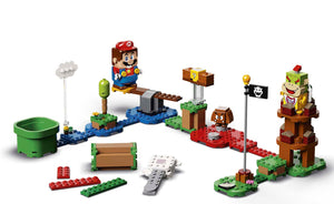 71360 | LEGO® Super Mario™ Adventures with Mario Starter Course