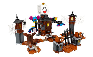 71377 | LEGO® Super Mario™ King Boo and the Haunted Yard