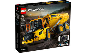 42114 | LEGO® Technic 6x6 Volvo Articulated Hauler