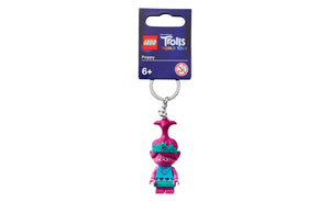 854003 | LEGO® Trolls Poppy Key Chain