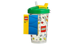 853908 | LEGO® Tumbler with Straw