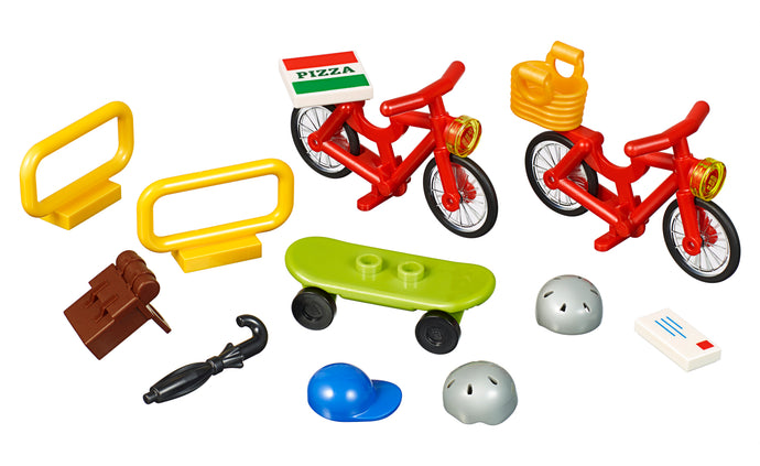 LEGO® XTRA Bicycles