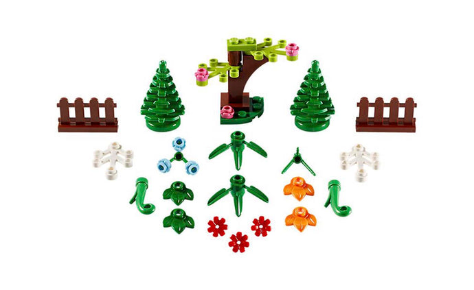 LEGO® xtra Botanical Accessories 2020