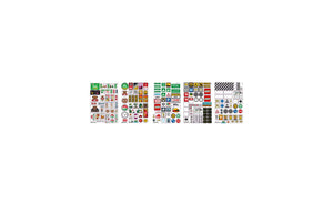 853921 | LEGO® XTRA Brick Stickers