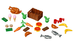 LEGO® XTRA Food Accessories