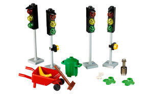 LEGO® XTRA Traffic Lights