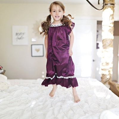 Classic Girls Vintage Nightgown