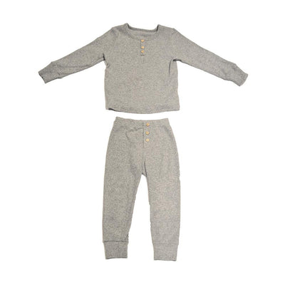 Johnnies Pajamas Betsy and Lace S (1-2) Gray