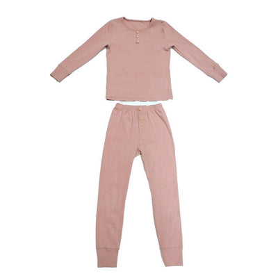 Johnnies Pajamas Betsy and Lace S (1-2) Blush