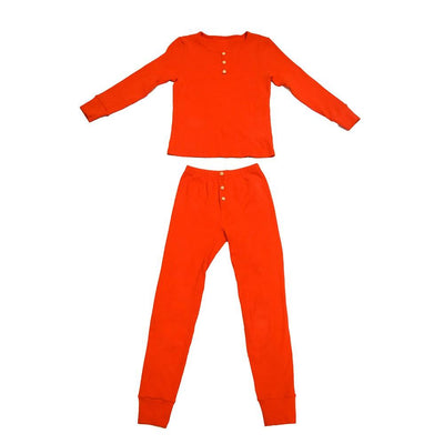 Johnnies Pajamas Betsy and Lace S (1-2) Red