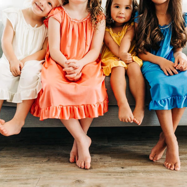 The Betsy | New Colors & Style Nightgown Betsy and Lace