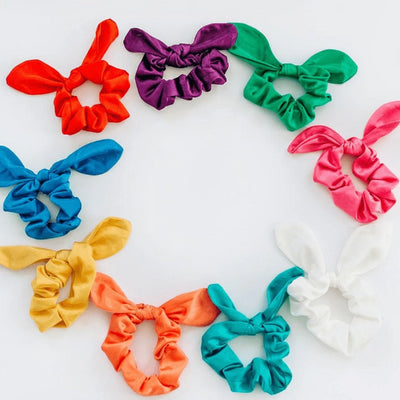 Tricot Scrunchies Betsy and Lace