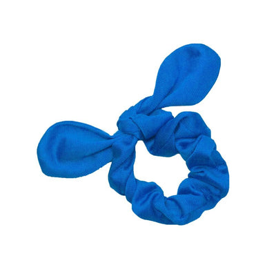 Tricot Scrunchies Scrunchie Betsy and Lace Blue