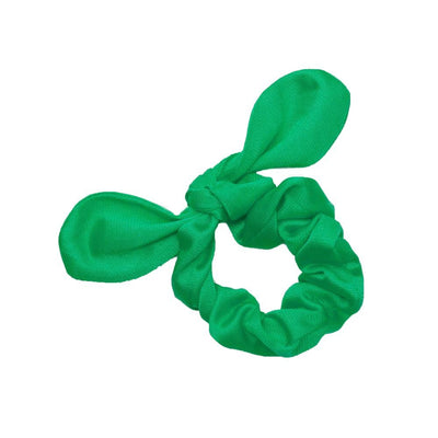 Tricot Scrunchies Scrunchie Betsy and Lace Green
