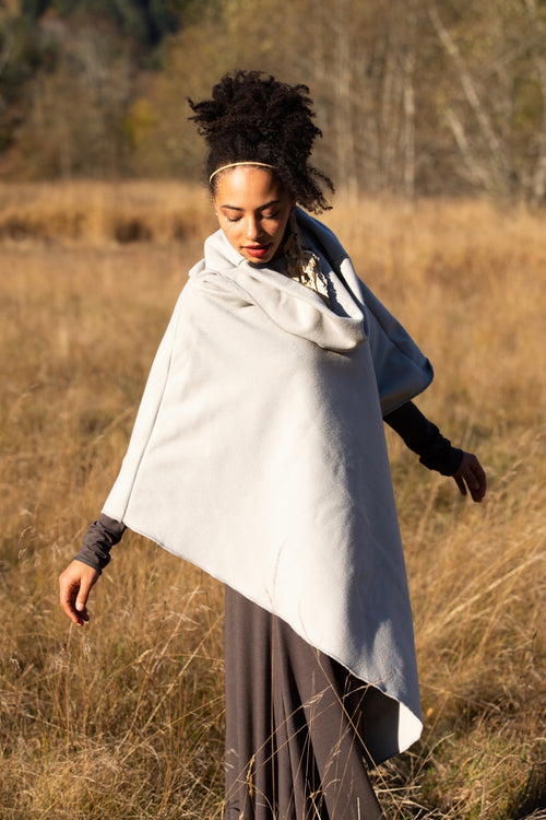 Medicine Poncho - Cowel Neck or with a HOOD