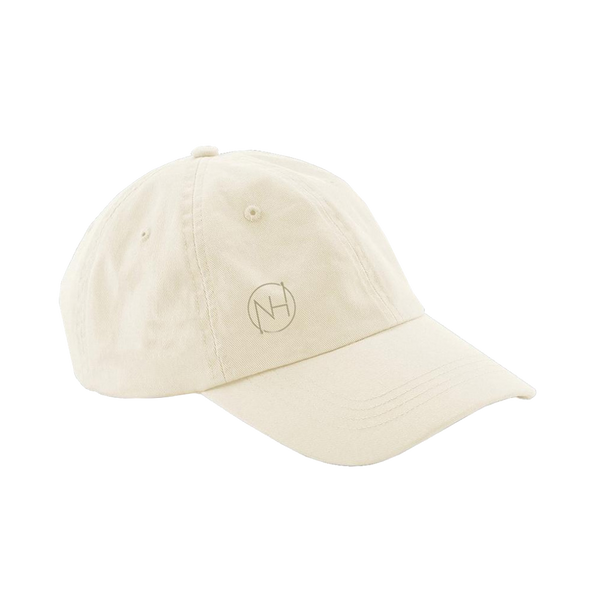 Cream Insignia Dad Hat