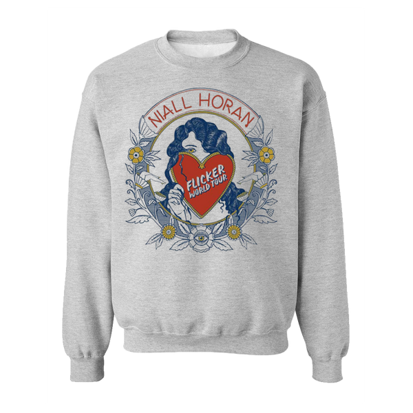 Flicker World Tour Crewneck Sweatshirt