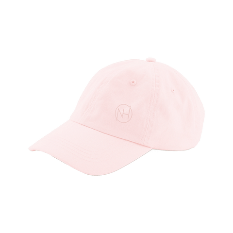 Light Pink Insignia Dad Cap