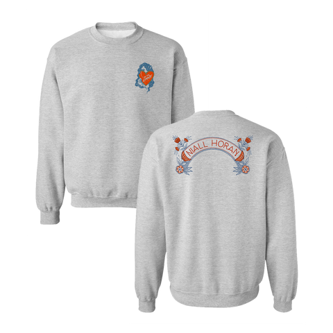 On The Loose Banner Crewneck Sweatshirt