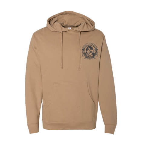 On The Loose Chest Hit Pullover Hoodie