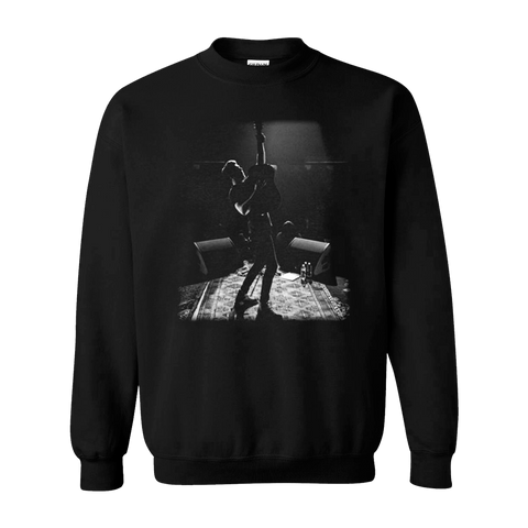 Raised Guitar Crewneck Sweatshirt