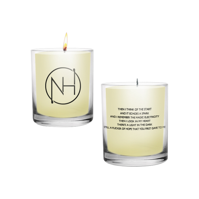 Logo Vanilla Scented Candle
