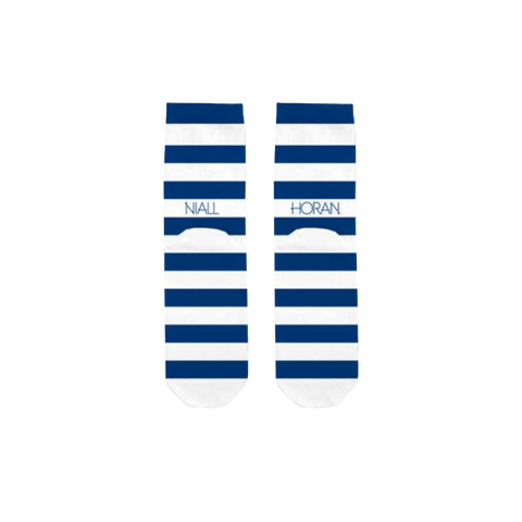 Logo Stripy Socks