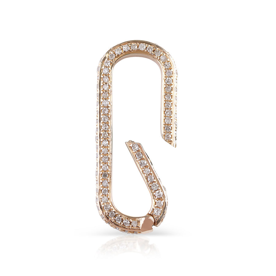 DIAMOND PAPERCLIP CONNECTOR