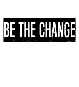 Be The Change Self Reflection Tees Premium