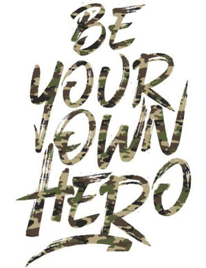 BE YOUR OWN HERO Self Reflection Tees