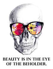 Load image into Gallery viewer, Beauty Is In The Eye Of The Beholder Self Reflection Tees