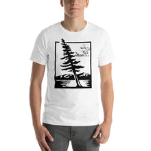 Load image into Gallery viewer, JUST BREATHE Self Reflection Tees Premium T-Shirt
