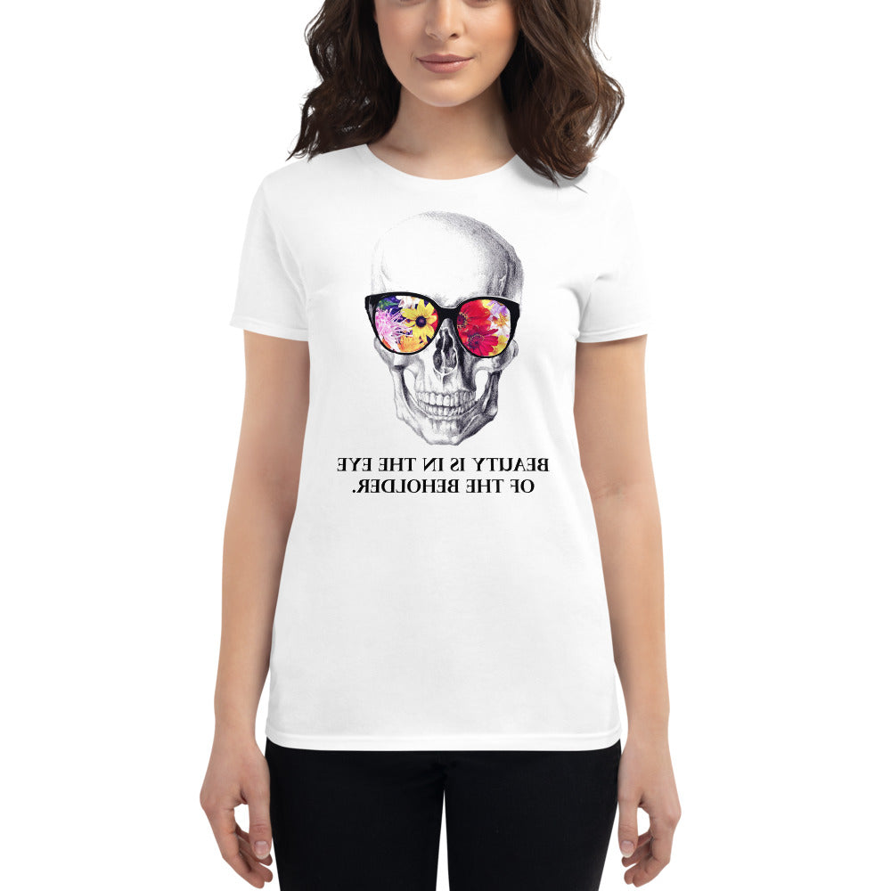 Beauty Is In The Eye Of The Beholder Self Reflection Tees Premium T-Shirt