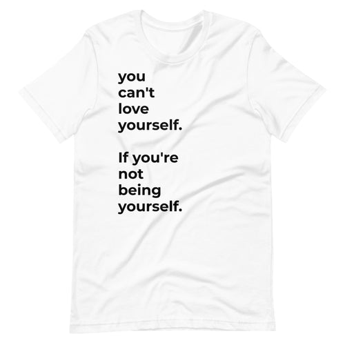 Unisex Love Yourself