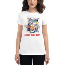 Load image into Gallery viewer, Feed Your Focus - Self Reflection Tees Premium Womens T-Shirt