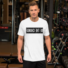 Load image into Gallery viewer, Be The Change Self Reflection Tees Premium T-Shirt