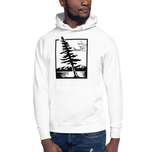 Load image into Gallery viewer, JUST BREATHE Self Reflection Tees Premium Hoodie