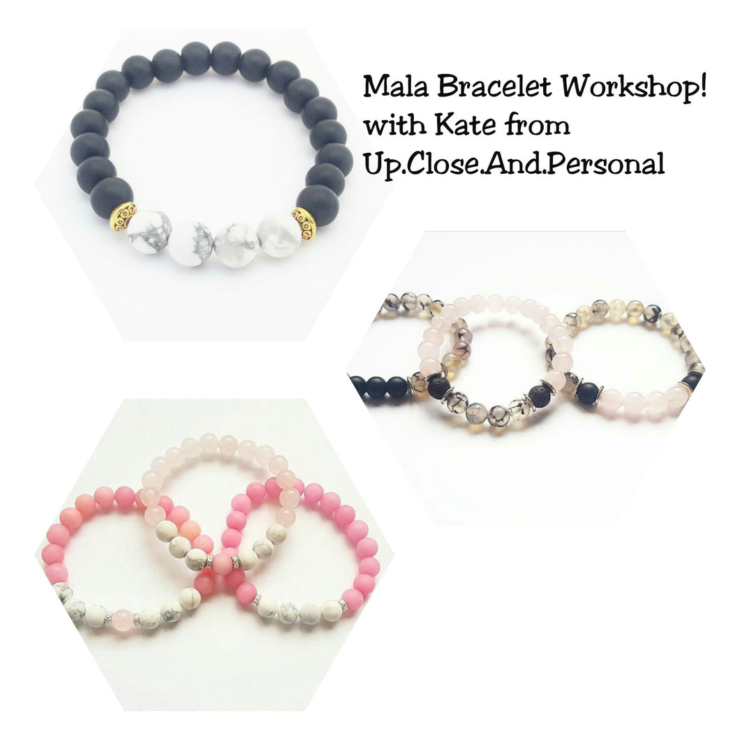 Mala Bracelet Workshop