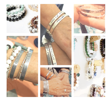 Oakville May 31 6:30pm Mala Beaded Bracelets Workshop Or Hand Stamping
