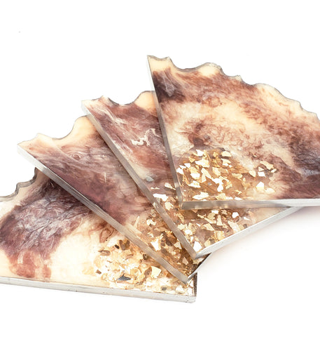 Oakville DIY Geode Resin Coasters / Ring Dishes / Charcuterie tray Workshop Oct 8 6:30pm