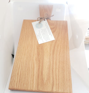 FMP17 Oak Cutting Board