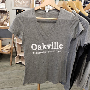 Oakville Light Grey T-shirt