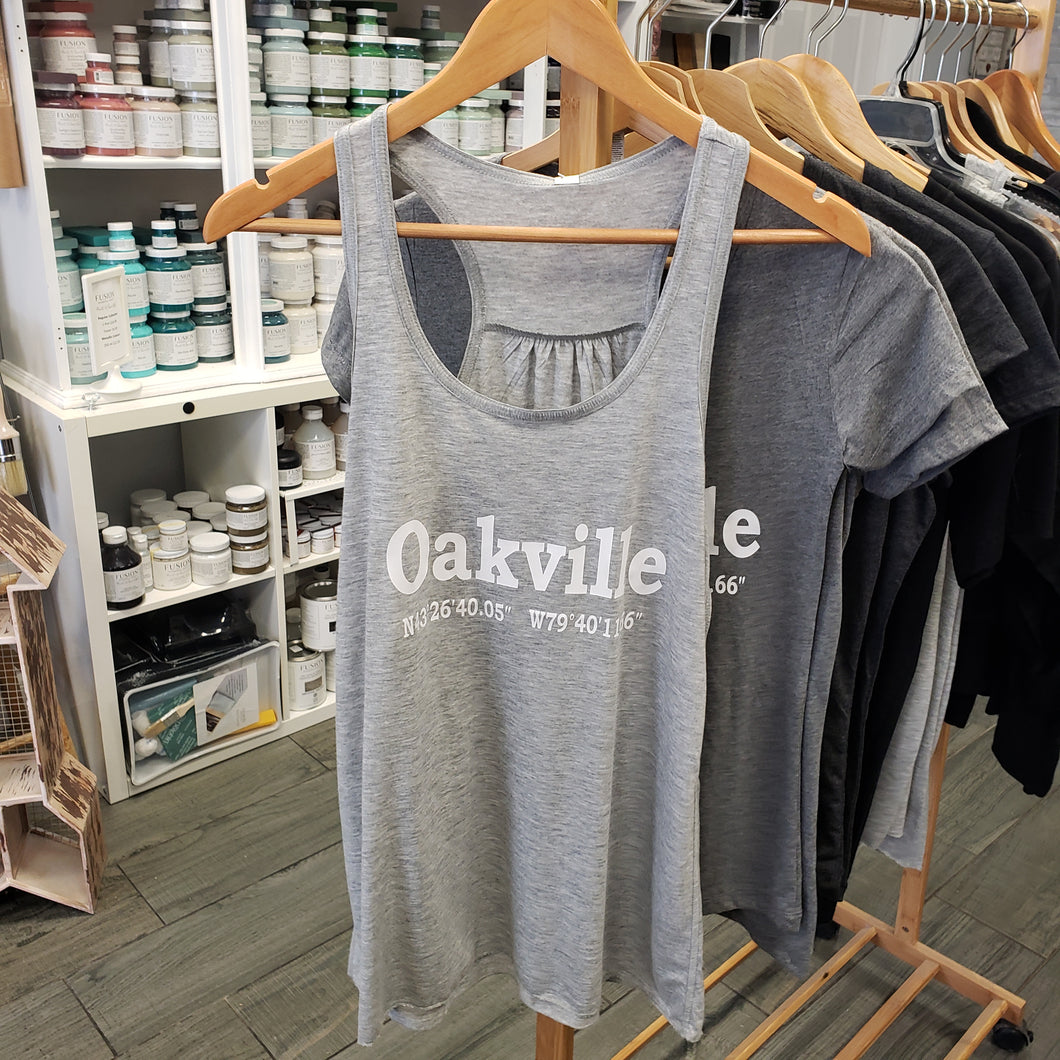 Oakville Light Grey Tank