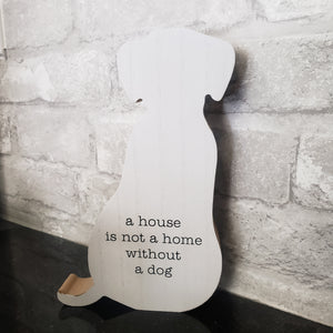 A House is not a home Shelf Sitter