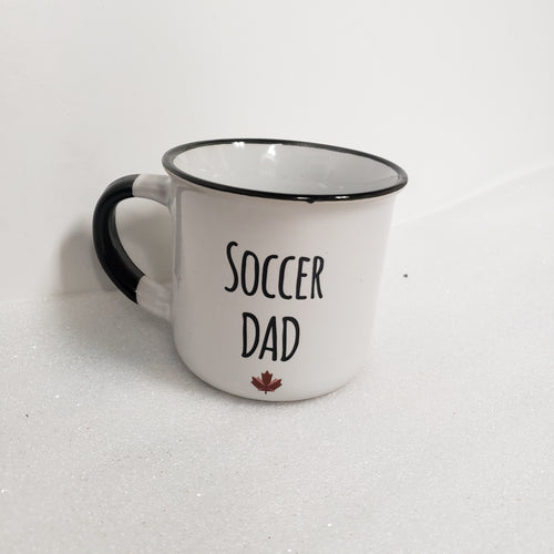 Soccer Dad Ceramic Mug