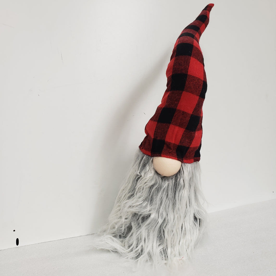 Plaid Christmas Gnome
