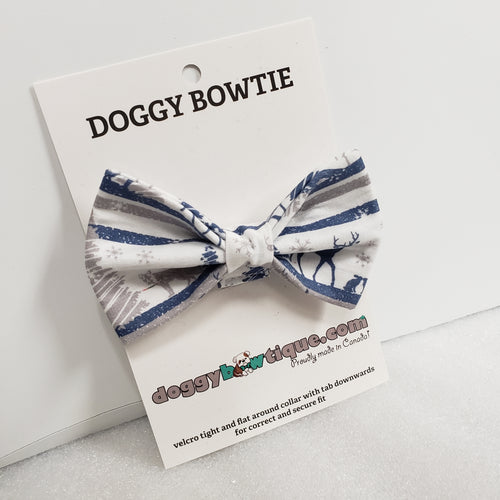 Doggy Bowtie - Blue Deer HIT 2