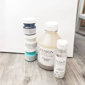 Paint Pouring DIY Resin Kit