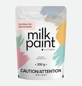 Millennial Pink  -MILK PAINT by Fusion